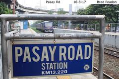 Pasay Road Station