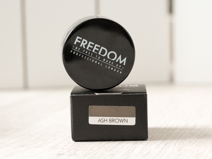 Freedom Brow Pomade in Ash Brown