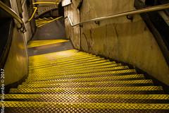 The Tube Subway Stairs