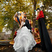 Fantastic circus wedding