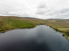 Aerial View Quolie Reservoir