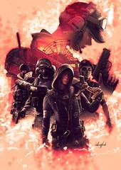 Rainbow Six Siege - Poster