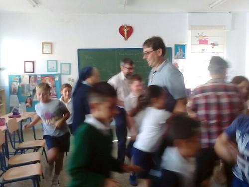 Visita de Misioneros