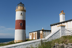 Clythness Lighthouse, Caithness, Scotland