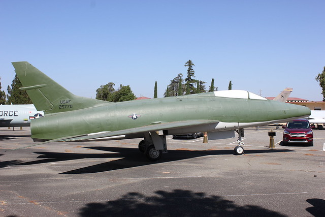 F-100A 52-5770
