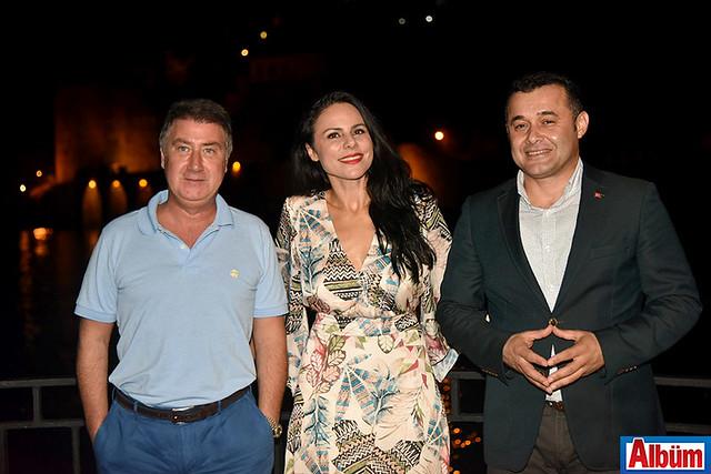 Sermet Severöz, Şenay Lambaoğlu, Adem Murat Yücel