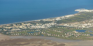 Gammarth City au nord de Tunis