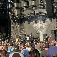 Danzig...and probably zero chance we'll hear a Misfits song.😱 #RiotFestTC