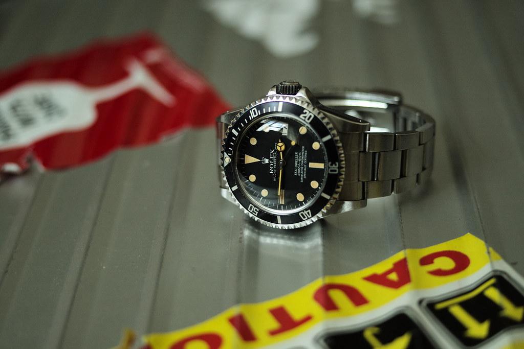 Rolex 1665 Mark I