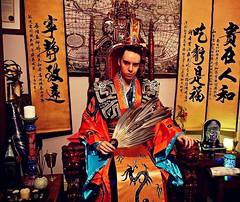 Lord Josh Allen - Feng Shui Throne