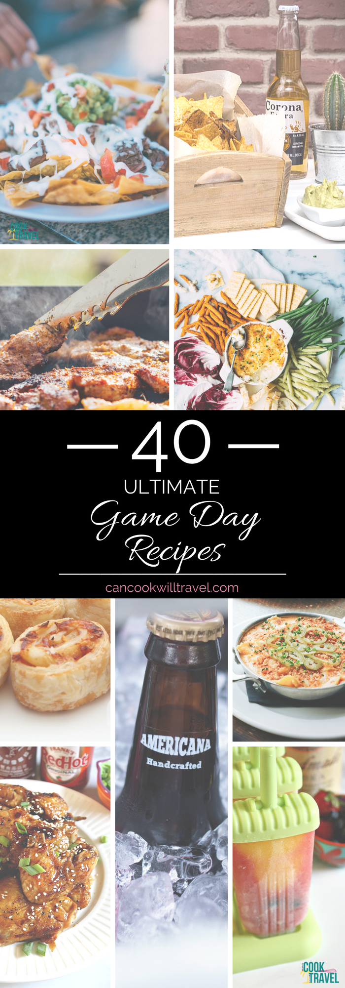 Ultimate Game Day Recipes
