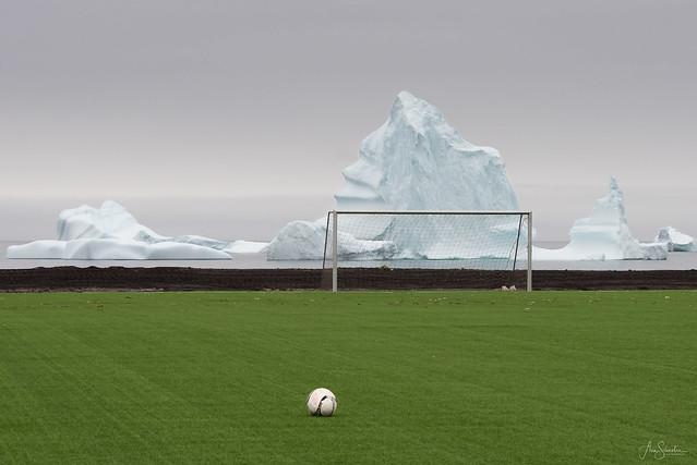 Artic soccer