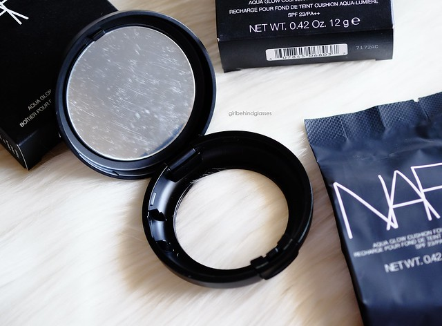 NARS Aqua Glow Cushion Foundation Cushion Case