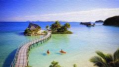 Курорты Фиджи: красочный архипелаг в Океании или райские острова