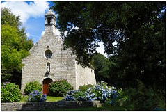Chapelle St Vincent - Plouay