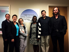 LSHV Peekskill Office Visit