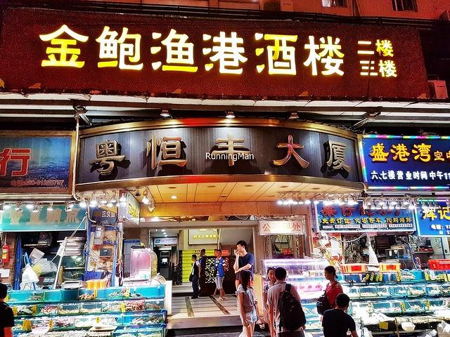Yue Heng Fung Building Facade