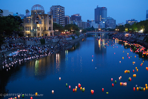 6th, August, in Hiroshima