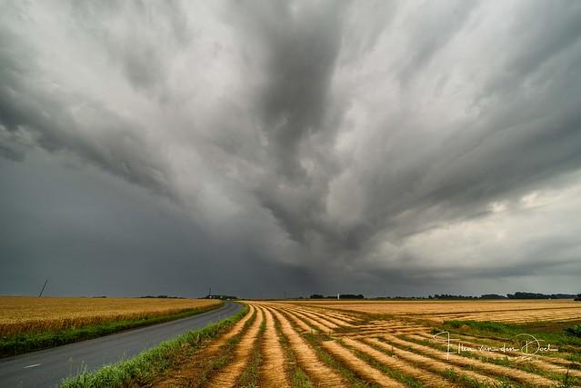 A little thunderstorm