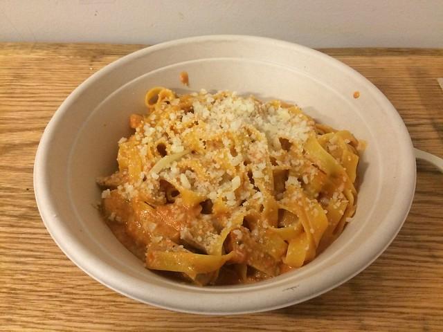 Pasta @ Cucina Al Volo