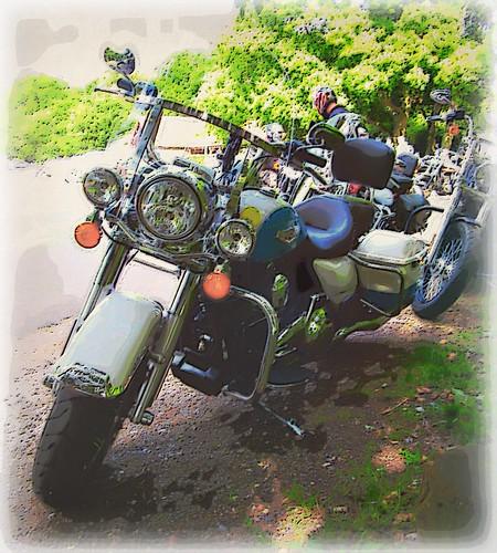 Harley Davidson Road King ..