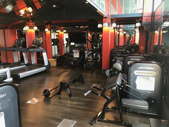 Fitness - Intercontinental Bordeaux