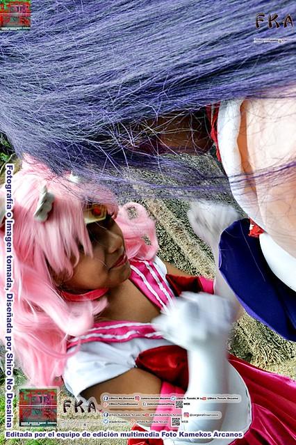 Sesión fotográfica Sailor Moon 05