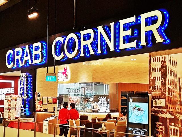 Crab Corner Signage