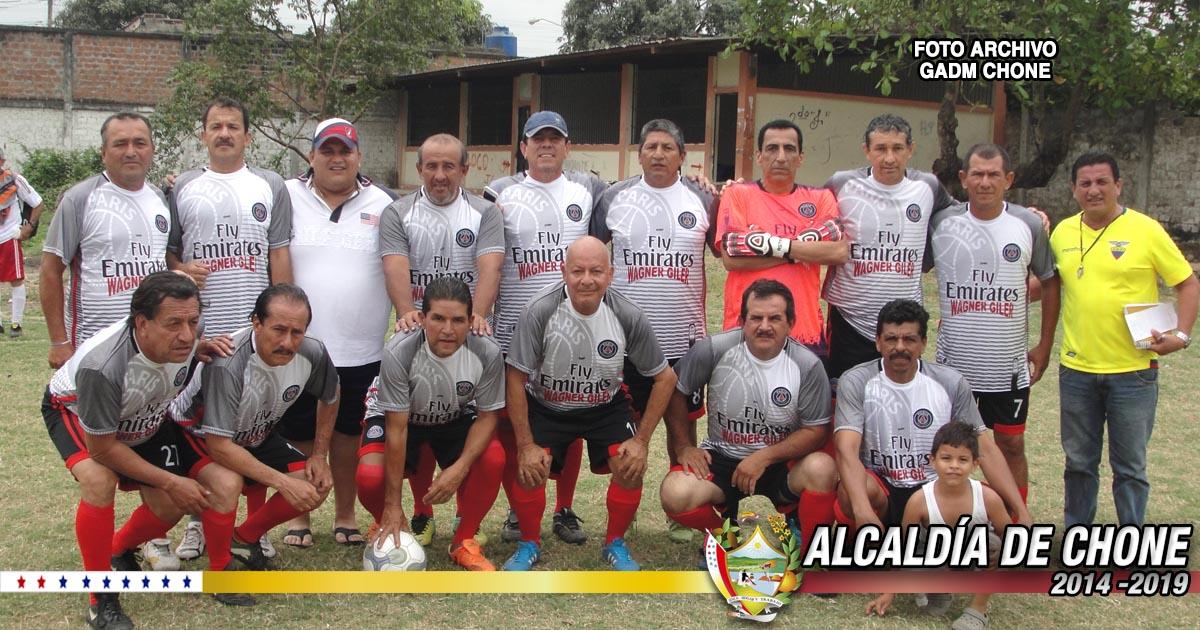 Partidos para el máster de fútbol municipal este sábado y domingo