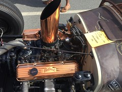 1926 Ford Model-T Rat Rod Engine