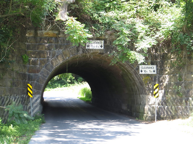 Pennsylvania Tunnel