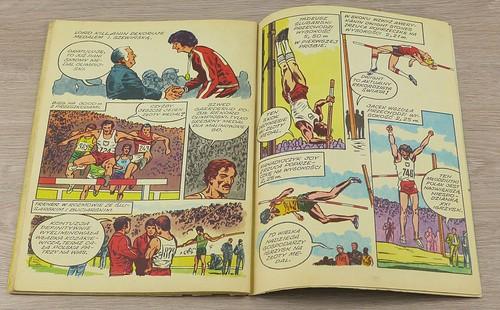 Komiksy Sportowe 06