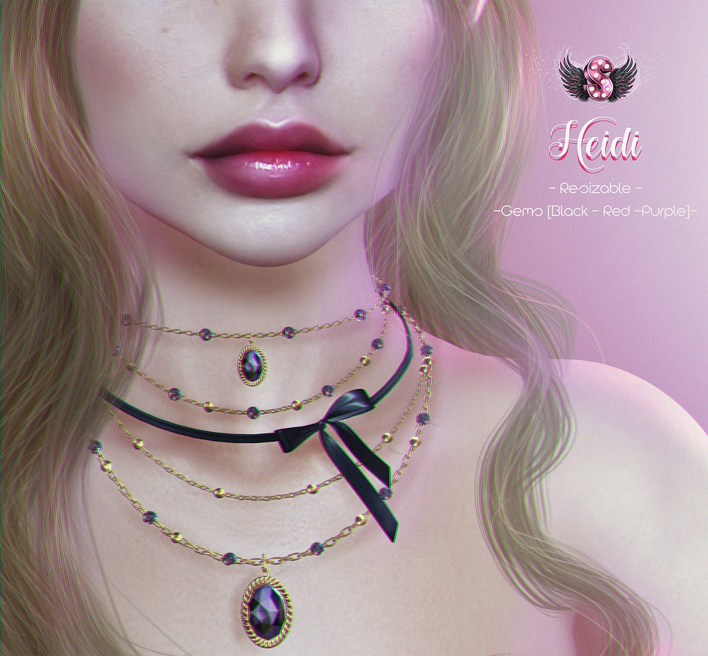 .::Supernatural::. Heidi Set @ Shiny Shabby - SecondLifeHub.com