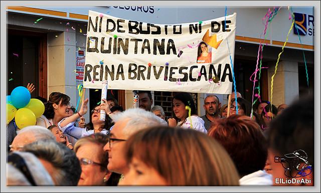 #BriviescaFiestas17 Lectura del pregón y Proclamación de las Reinas (22)