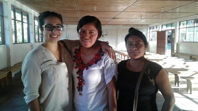 Investigación de procesos sociales, políticos y económicos en el bajo Urubamba