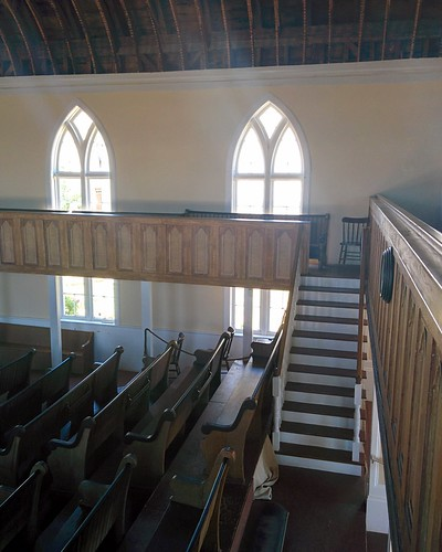 Long River Church, interior (5) #pei #princeedwardisland #cavendish #avonleavillage #longriverchurch #architecture