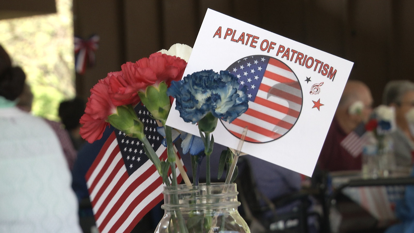 A Plate of Patriotism