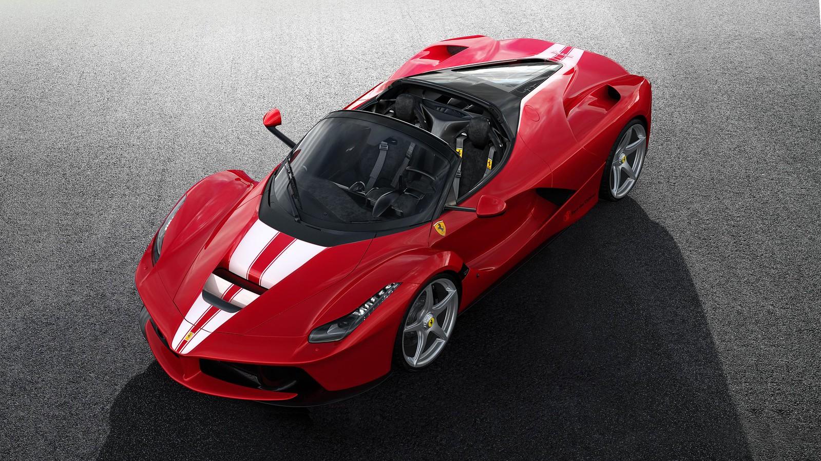 LaFerrari Aperta sells for record $10 million