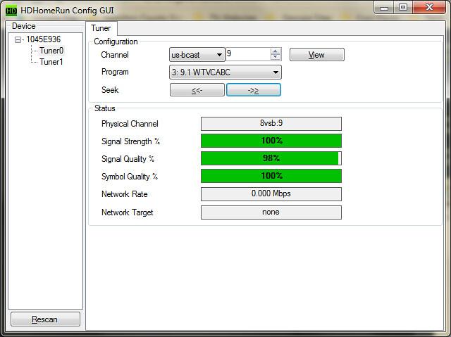 USB tuner has problems! (Plex Live TV/DVR) - GeForce Forums