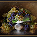 HAPPY BIRTHDAY, DEAR RITA... A gift from my vineyard by MEP's Art is back home again