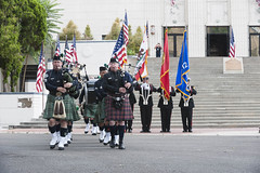 LAFD 9/11 Ceremony - 2017
