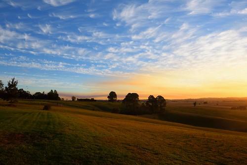 au aus australia newsouthwales woodville clouds nikond750 landscape
