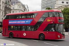 Wrightbus NRM NBFL - LTZ 1061 - LT61 - Aldwych 11 - Go Ahead London - London 2017 - Steven Gray - IMG_0577