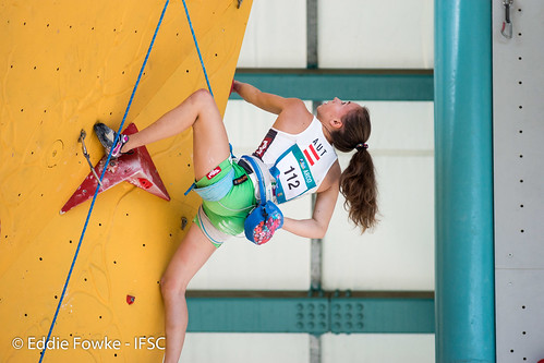 IFSC World Cup Arco 2017