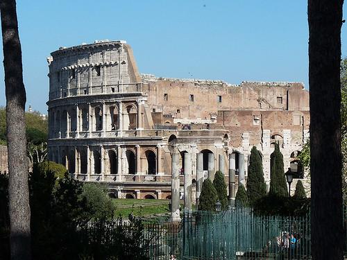 Řím – 10krát z Věčného města: Koloseum v umění (9. díl)