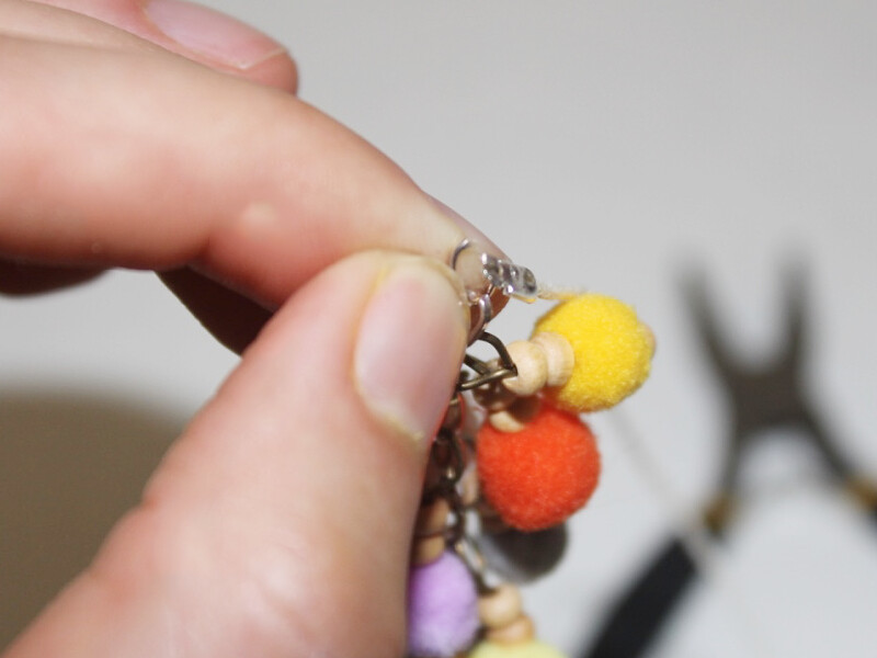 adding string to chain