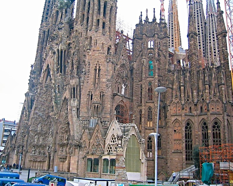 Barcelona exciting Mediterranean city