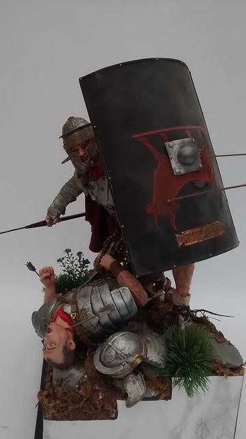 """""Legio IX Hispania"" Britain 65 A.C. 36441788456_d466352dd9_z"
