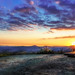 sunset in the Altadena foothills by mcook1517