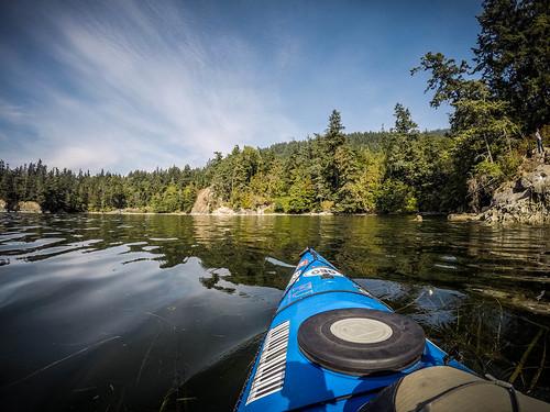 Kayaking Bellingham Bay-32